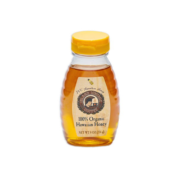 100% Organic Hawaiian Honey