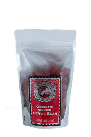 Chocolate Covered Kona Peaberry Coffee Beans