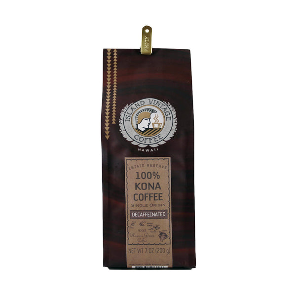 Decaffeinated Kona Coffee