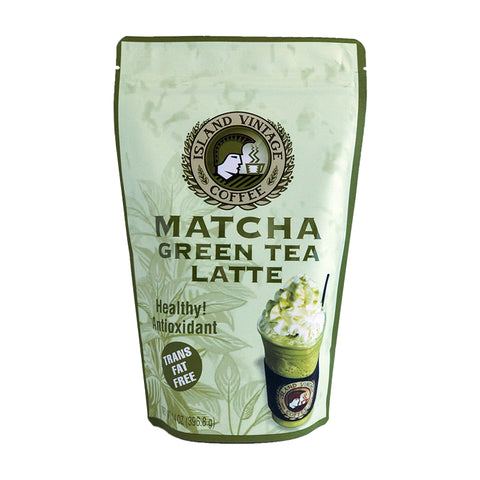 Matcha Green Tea Latte Mix