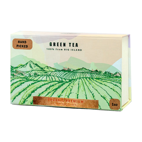 Big Island Green Tea