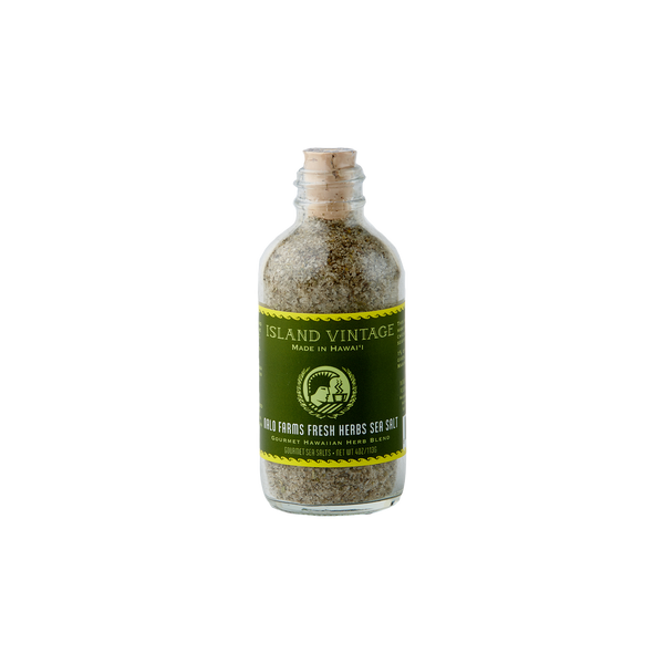 Hawaiian Sea Salt (Bottle)