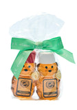 Twin Honey Bear Set