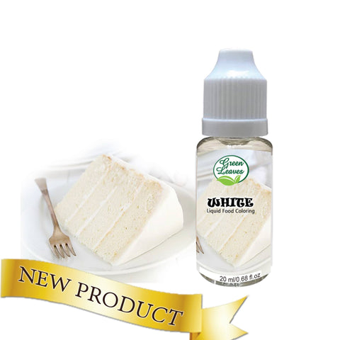 White Food Color 20ml