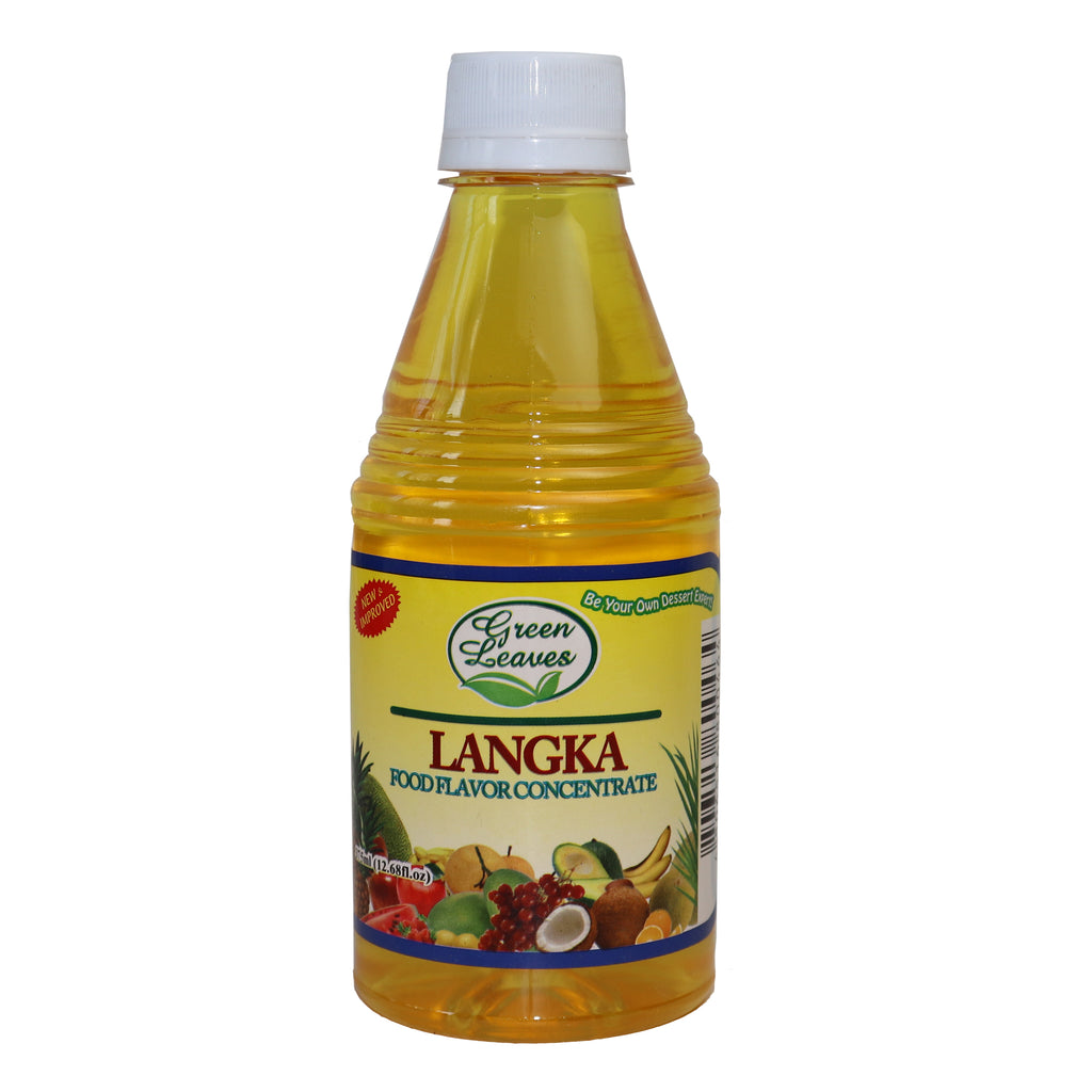 Green Leaves Langka Food Flavor Concetrate