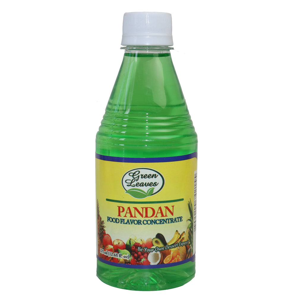 Green Leaves Pandan Food Flavor Concentrate