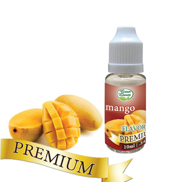 Premium Green Leaves Mango Flavor