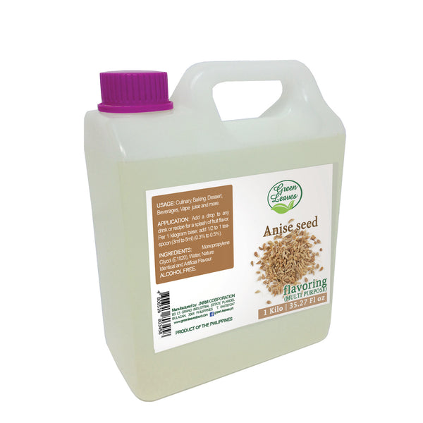 Green Leaves Concentrated Anise Multi-purpose Flavor Essence