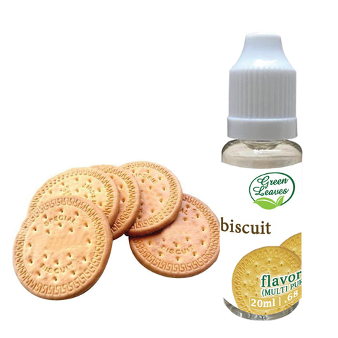 Green Leaves Concentrated Marie Biscuit Multi-purpose Flavor Essence