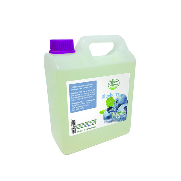 Green Leaves Concentrated Blueberry Multi-purpose Flavor Essence