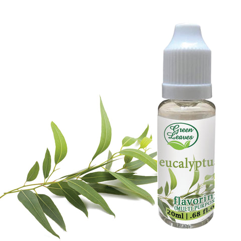 Green Leaves Concentrated Eucalyptus Multi-purpose Flavor Essence