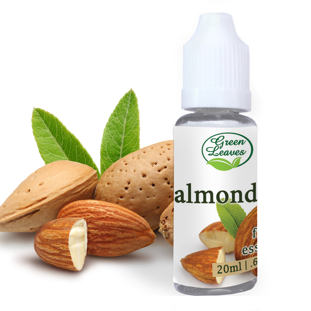 Green Leaves Concentrated Almond Multi-purpose Flavor Essence