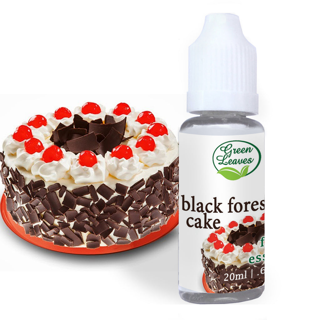 Green Leaves Concentrated Black Forest Multi-purpose Flavor Essence