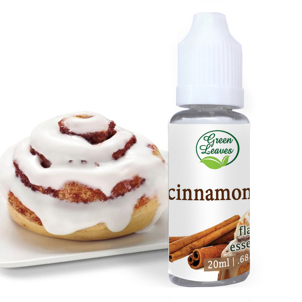 Green Leaves Concentrated Cinnamon Multi-purpose Flavor Essence
