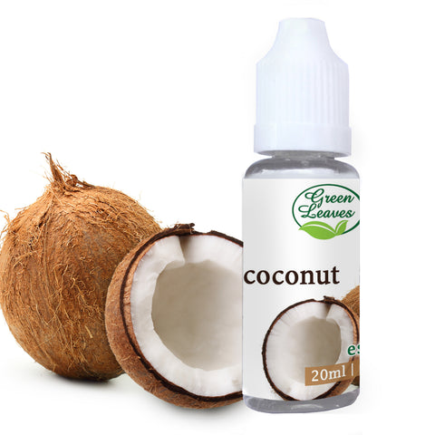 Green Leaves Concentrated Coconut Multi-purpose Flavor Essence