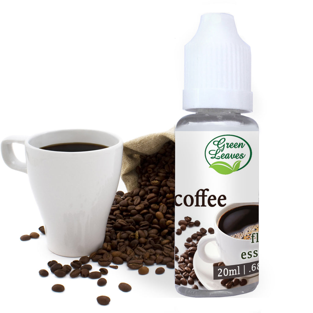 Green Leaves Concentrated Coffee Multi-purpose Flavor Essence
