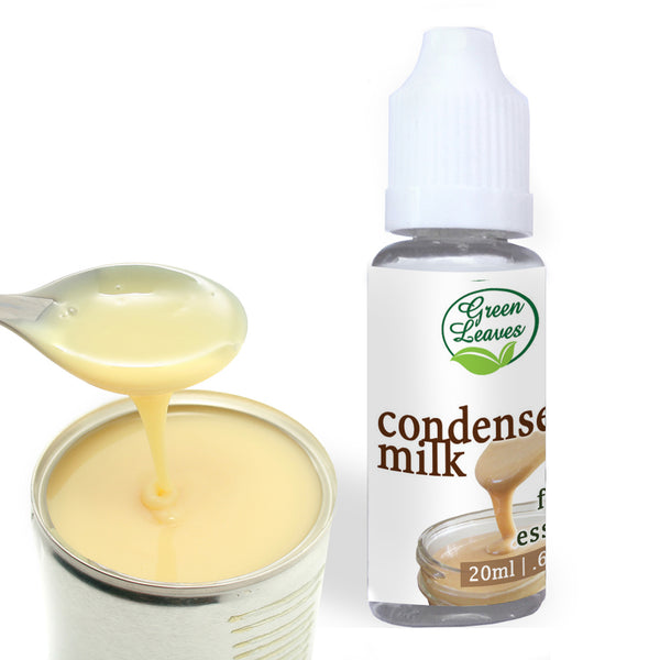 Green Leaves Concentrated Condensed Milk Multi-purpose Flavor Essence