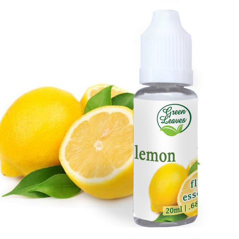 Green Leaves Concentrated Lemon Multi-purpose Flavor Essence