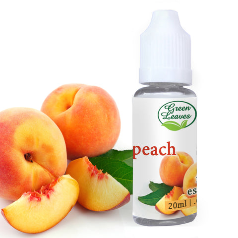 Green Leaves Concentrated Peach Multi-purpose Flavor Essence