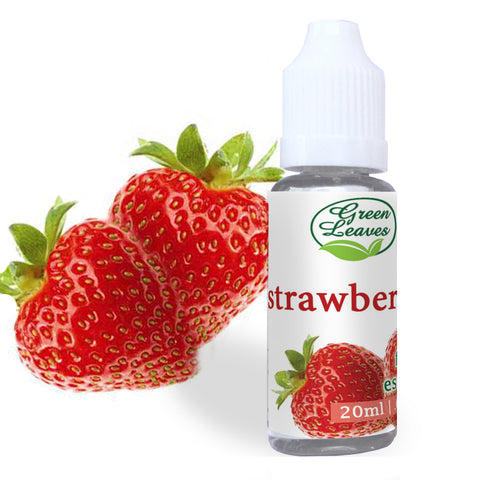 Green Leaves Concentrated Strawberry Multi-purpose Flavor Essence