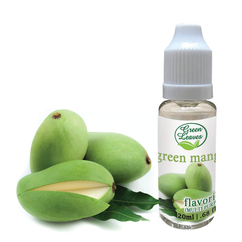 Green Leaves Concentrated Green Mango Multi-purpose Flavor Essence