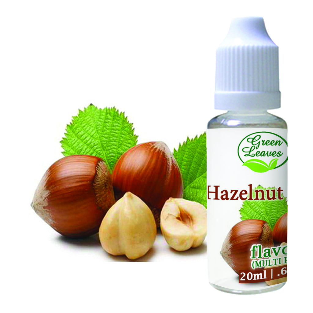 Green Leaves Concentrated Hazelnut Multi-purpose Flavor Essence