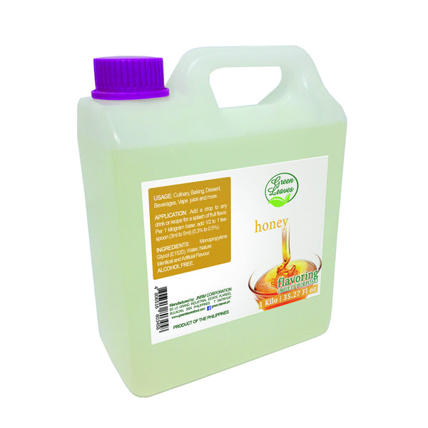 Green Leaves Concentrated Honey Multi-purpose Flavor Essence
