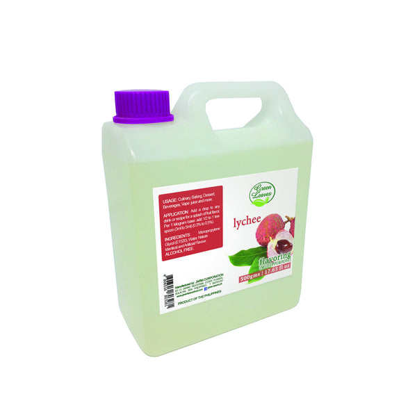 Green Leaves Concentrated Lychee Multi-purpose Flavor Essence