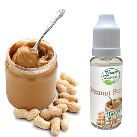 Green Leaves Concentrated Peanut Butter Multi-purpose Flavor Essence