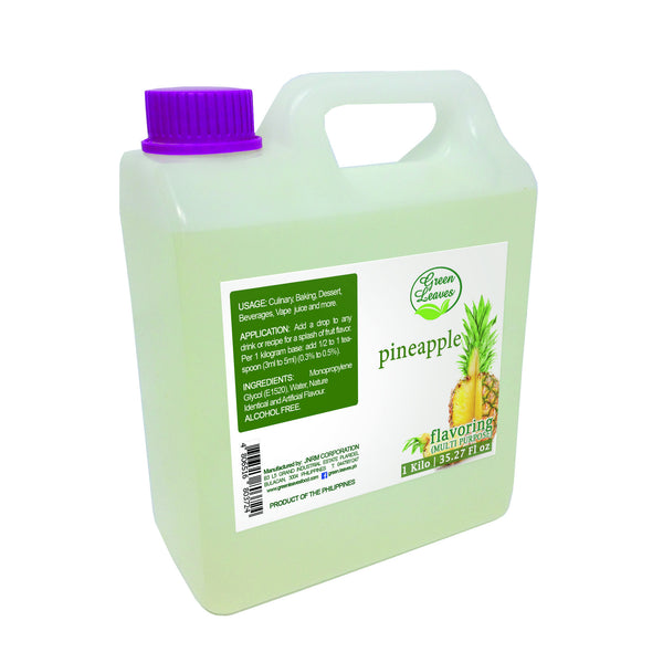 Green Leaves Concentrated Pineapple Multi-purpose Flavor Essence