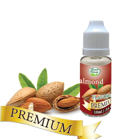 Premium Green Leaves Almond Flavor
