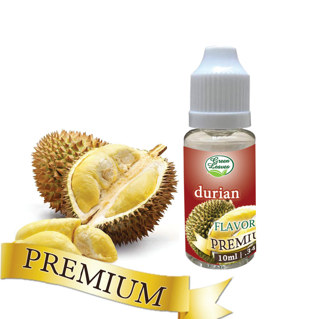 Premium Green Leaves Durian Flavor
