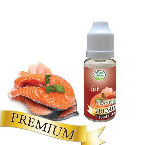 Premium Green Leaves Fish Flavor