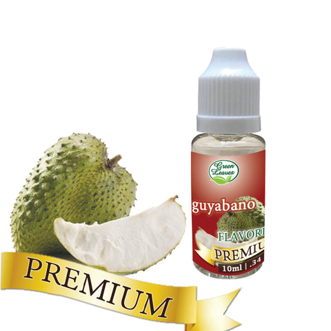 Premium Green Leaves Guyabano Flavor