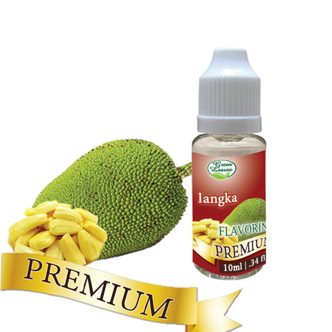 Premium Green Leaves Langka Flavor