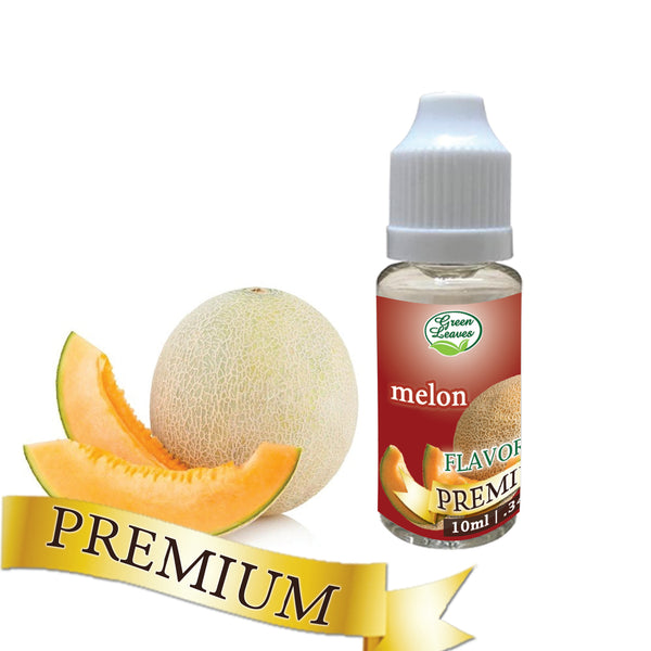 Premium Green Leaves Melon Flavor