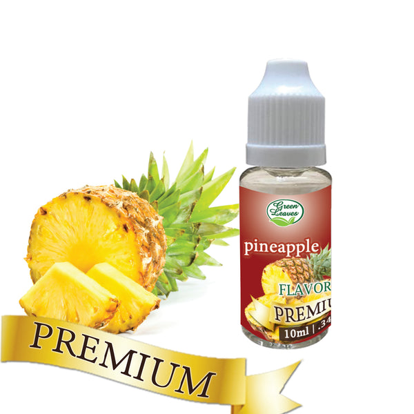 Premium Green Leaves Pineapple Flavor