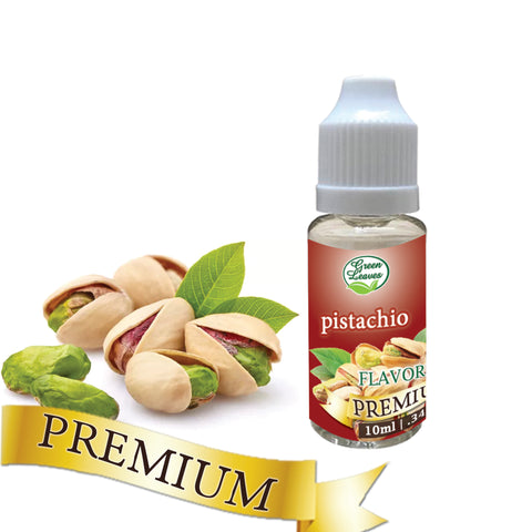 Premium Green Leaves Pistachio Flavor