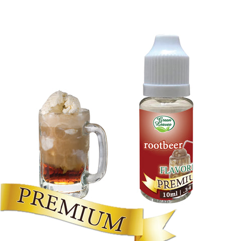 Premium Green Leaves Rootbeer Flavor