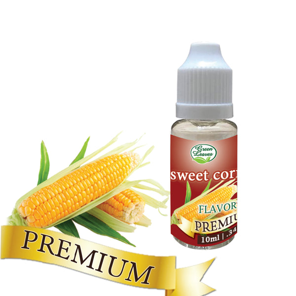 Premium Green Leaves Sweet corn Flavor