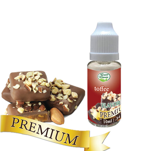 Premium Green Leaves Toffee Flavor