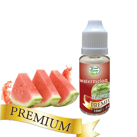 Premium Green Leaves Watermelon Flavor