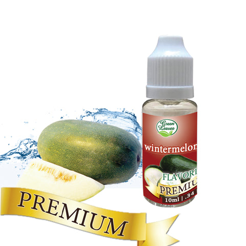 Premium Green Leaves Wintermelon Flavor