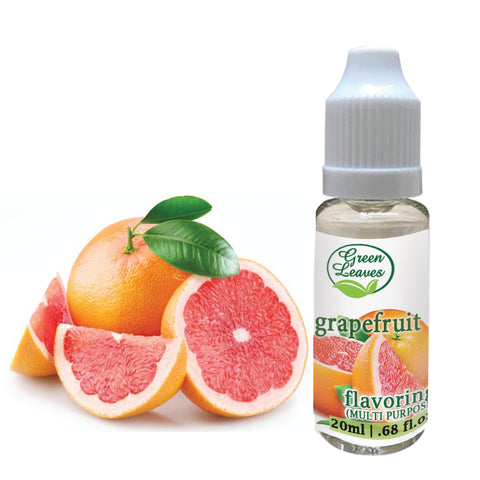 Green Leaves Concentrated Grapefruit Multi-purpose Flavor Essence