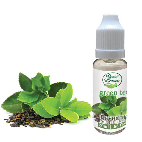 Green Leaves Concentrated Green Tea Multi-purpose Flavor Essence