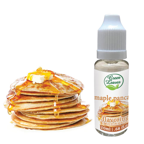 Green Leaves Concentrated Maple Pancake Multi-purpose Flavor Essence