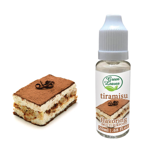 Green Leaves Concentrated Tiramisu Multi-purpose Flavor Essence