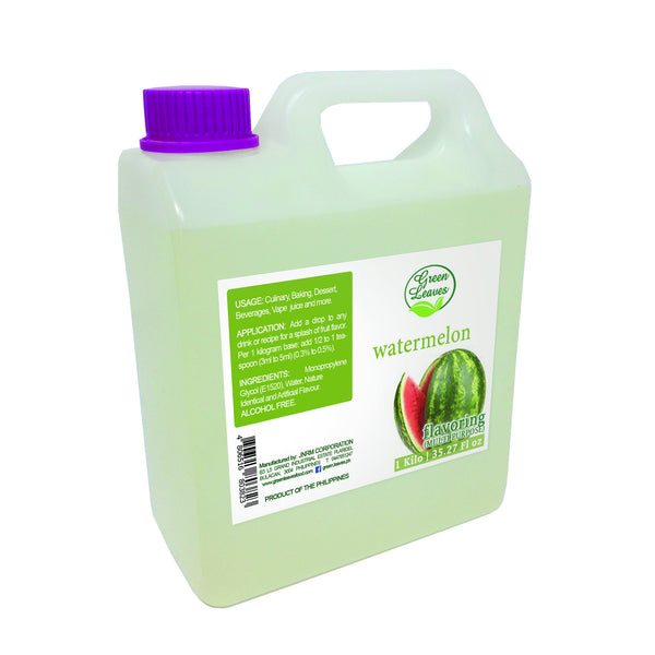 Green Leaves Concentrated Watermelon Multi-purpose Flavor Essence