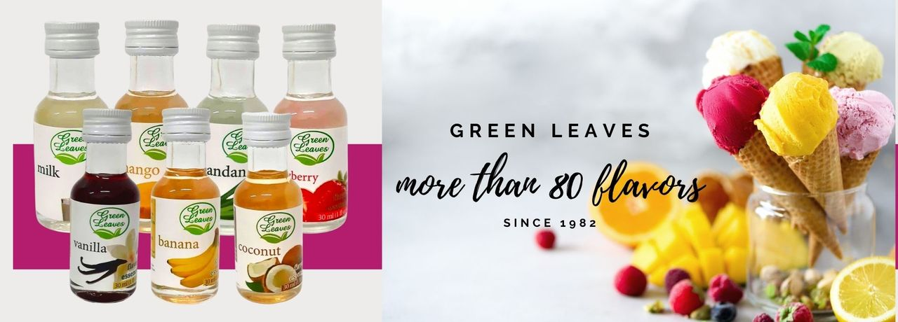 SugarFree Green Leaves Flavors