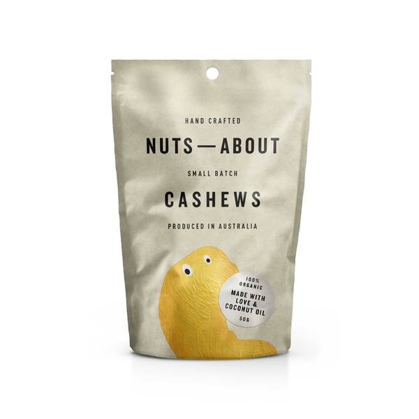 Cashews - Organic - Original - 50G